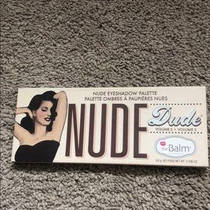 The Balm Cosmetics Nude Dude Eyeshadow Palette